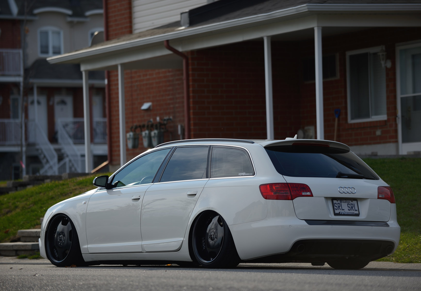 Few Shots Before Storing The Avant For The Winter