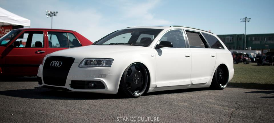 A6 avant facelifted one shot from this weekend eurokracy in montreal the car won best audi award 2006 audi a6 avant sciox Choice Image